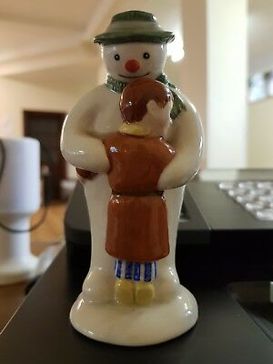 The Snowman Royal Doulton Figurine