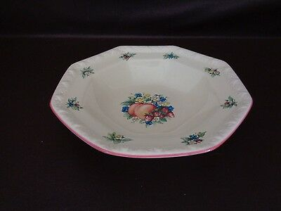 "Avon ""Sweet Country Harvest"" 9"" Soup Bowl (Cat.#7A045)"