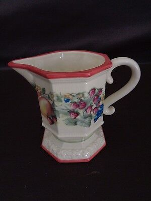 "Avon ""Sweet Country Harvest"" Creamer (Cat.#7A048)"