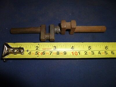 set of castings for lathe/milling machine live steam project ?? (item 9)