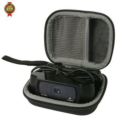 for Logitech Webcam Hard Case fits C930 C920 C270 1080p HD Pro by CO2CREA NEW