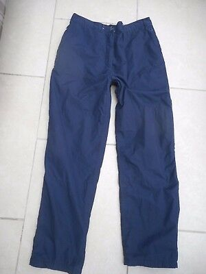 """Craghoppers Ladies Thermal Lined Walking/ Hiking Trousers Navy Fit Uk 16 /29.5""""l"""