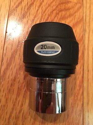 Synta Skywatcher LET 20mm telescope eyepiece 1.25""