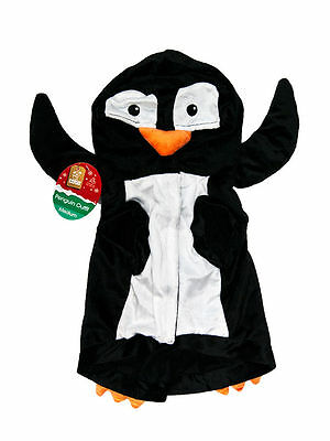 Novelty Pet Dog Christmas Costume Penguin /XL NEW