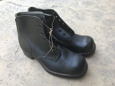 Australian/british/canadian Leather Army Boots