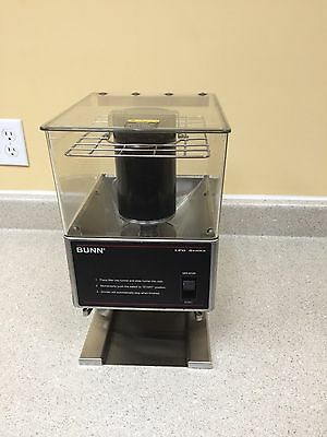 Bunn LPG 6 lb Commercial Coffee Grinder Low Profile