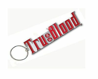 True Blood Keyring Keychain Logo new Official metal One Size