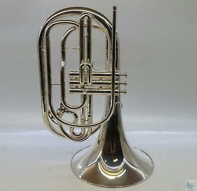 Yamaha YHR-302MS Bb Marching French Horn & Case - No Mouth Piece