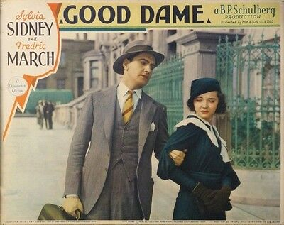 """16mm feature film 'Good Dame"""" 1934"""