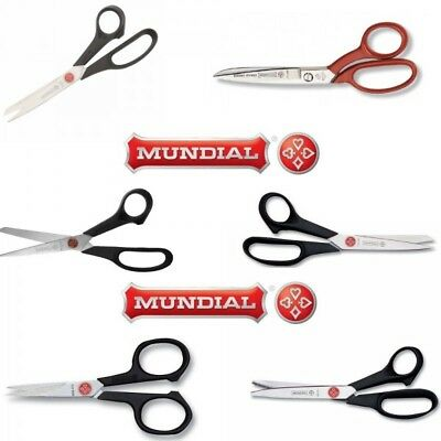 Mundial Scissors Selection Embroidery, Pinking Shears Sewing