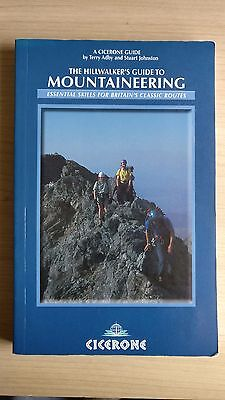 The Hillwalker's Guide to Mountaineering - Cicerone Guide