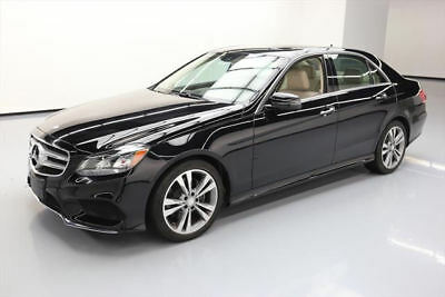 2016 Mercedes-Benz E-Class  2016 MERCEDES-BENZ E350 SPORT PREMIUM SUNROOF NAV 29K #286982 Texas Direct Auto