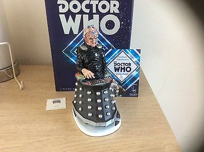 Robert Harrop DOCTOR WHO17 DAVROS 1975 GENESIS OF THE DALEKS LTD ED 250