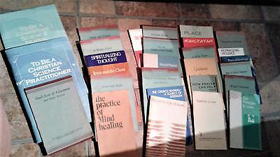 lot OF 55+ Christian Science various VINTAGE, ANTIQUE, COLLECTIBLES! RARE