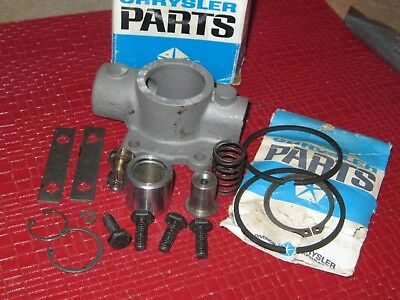 NOS Mopar 1968-70 Dodge & Plymouth Governor Repair Package, 340 engine