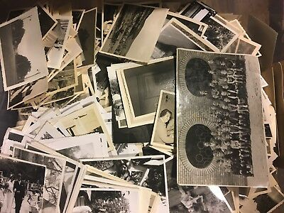 Huge Vintage photo photography lot 200+