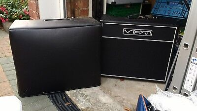 Vht Guitar Amplifier And Custom Case