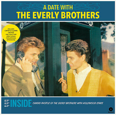 The Everly Brothers A Date With The Everly Vinile Lp 180 Grammi Specialprice