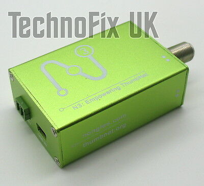 Low noise R820T2 RTL2832U USB RTL-SDR with TCXO & metal case - Thumbnet N3