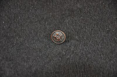 WWI US Army Uniform Button Pocket - Epaulet Size 'City Button Co. NY' Good Cond.