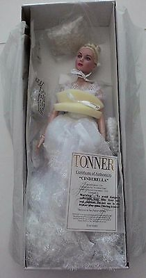 """Cinderella """"It's About Time"""" Tonner Doll LE 150 2014 Tonner Convention NRFB"""