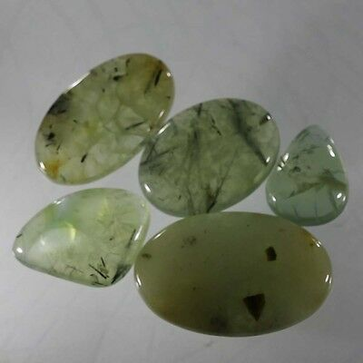 301cts 100% naturaldesigner prehinite mix shape mix size cabochon gemstone