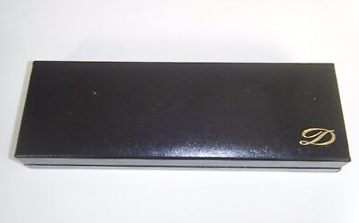 Vintage S.T. Dupont pen display BOX ONLY  NICE
