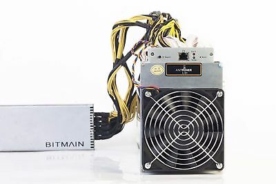 Bitmain Antminer L3+ 504 MH/s w/PSU Brand New ! Ready To Ship NOW!!!