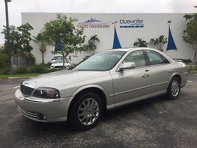 2005 Lincoln LS Luxury Edition - 4 Door Touring Sedan Only 54k Miles - 100% FL Car - Perfect Carfax - Luxury Edition - Brand New Tires