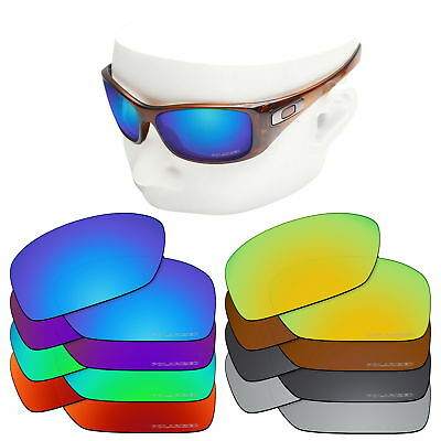 8c50a9b97c81 OOWLIT Replacement Lenses for-Oakley Hijinx Sunglass Etched Polarized