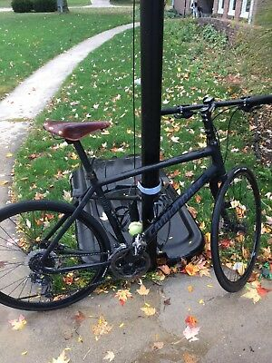 Cannondale Bad Boy Lefty Hydraulic Disc Brakes Brooks Saddle New $1250.00