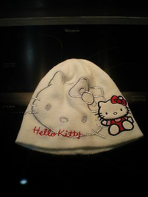 Bonnet Hello Kitty C Neuf 5-7Ans