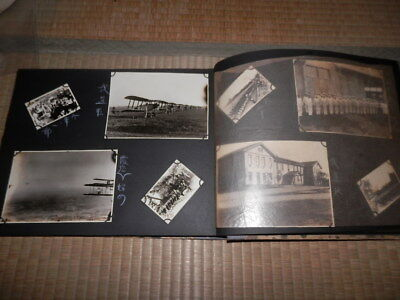 WW2Japanese Picture Album of a Navy flying Corps.171Photos.MrFUJIMURA.Very Good.