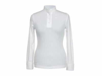 Shires Ladies Hunting Shirt White