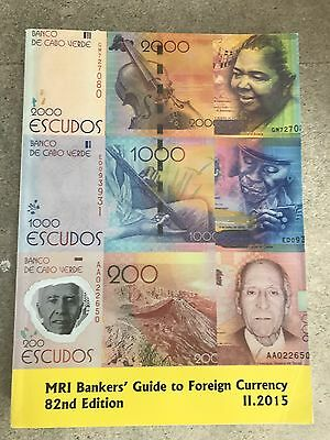 Mri Bankers Guide To Foreign Currency 82Nd Edition Nearly New