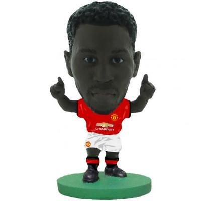 Manchester United SoccerStarz Romelu Lukaku Fun Gift Official Licensed Football