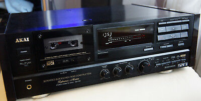 High-End Tapedeck AKAI GX-95