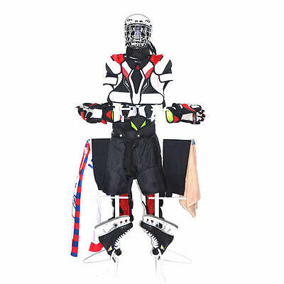Wet Gear Locker Sport Dryer and Organizer Rack
