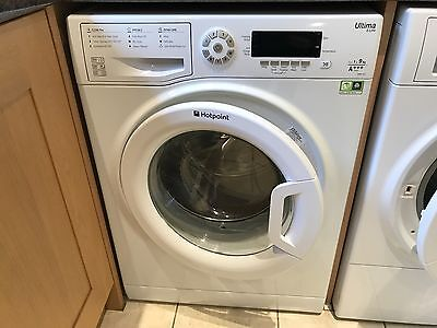 Hotpoint Ultima S Line Washing Machine (Model SWMD 9637) For Spares or Repair