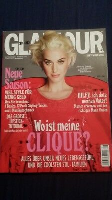 Glamour 09/2017 - Katy Perry