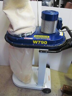 Charnwood W790 Portable  Woodwork Dust Extractor