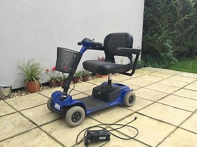 Mobility scooter go go type