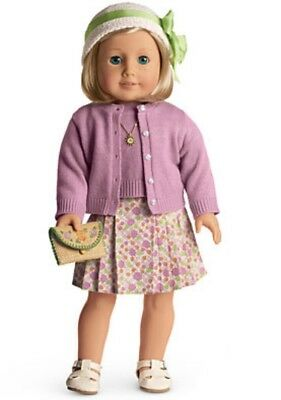 Retired American Girl Kit First Original Classic Meet Outfit GUC