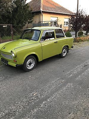 TRABANT 601 with two stroke engine