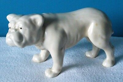 Art Deco Vintage BESWICK Matt British Bulldog