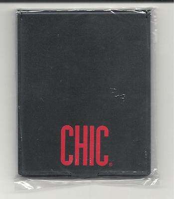 Chic H.i.s. Mirror. 3 1/2 X 4 1/2. Opens. See Photo. Gift W/ Purchase. 1990's