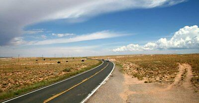 DEPOSIT; 35 ACRES LAND FOR SALE ARIZONA, with P/P. Off Route 66, Near SANDERS,