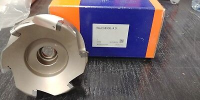 "Sumitomo 4"" Indexable Square Shoulder Face Mill  WAX34000-4.0"
