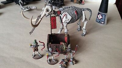 Grenadier pre slotta undead war mammoth