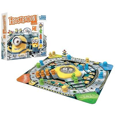 Despicable Me Frustration, Fun Family Kids Party Board Game